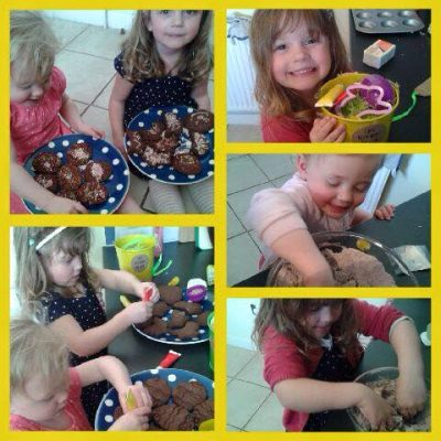 childrens baking