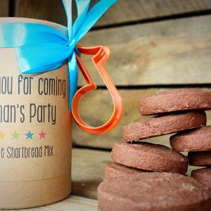 Party favour mix (with cutter)