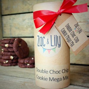 Double Chocolate Cookie Mega Mix
