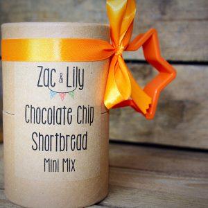 Chocolate Chip Shortbread Mini Mix