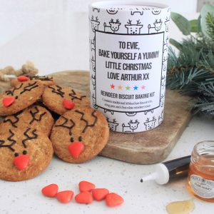 Reindeer Biscuit Baking Kit