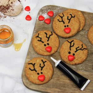 Reindeer Biscuit Baking Kit (seconds)