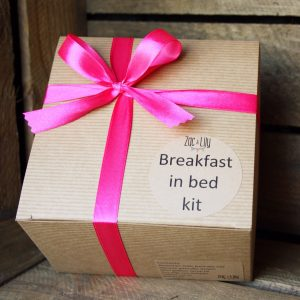 Mothers Day Breakfast in Bed Kit