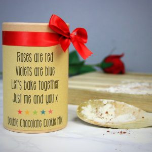 Valentines Cookie Mix Gift