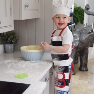 Childrens Personalised Apron