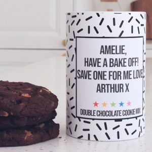 Personalised Cookie Mix
