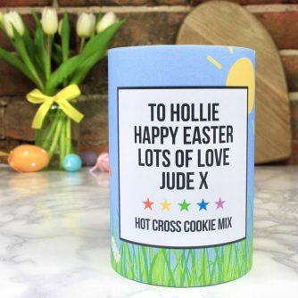 Hot Cross Cookie Mix