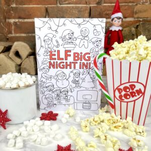 Elf Big Night In Pack