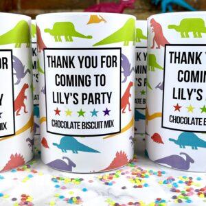 Dinosaur party favour mix